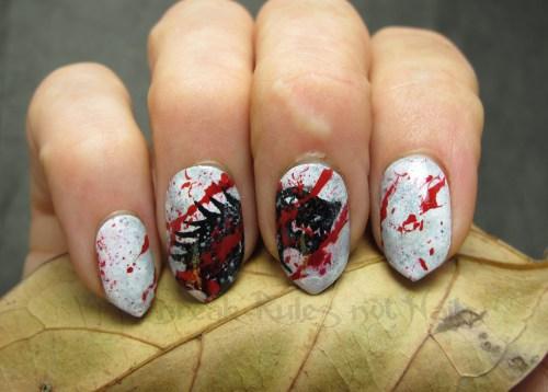 Amazing Geeky Nail Art
