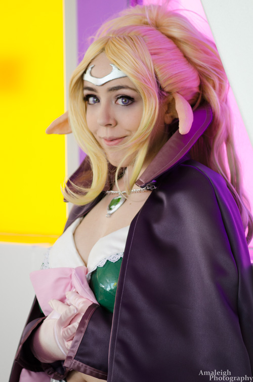 Nowi from Fire Emblem Awakening Cosplay