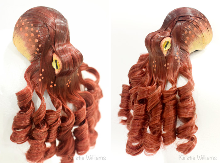 Octopus Hair Accessories