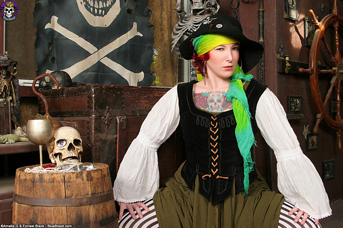 Pirate Photoshooot