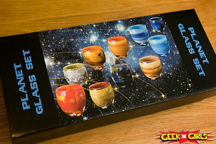 Planetary Glass Set Photos & Review