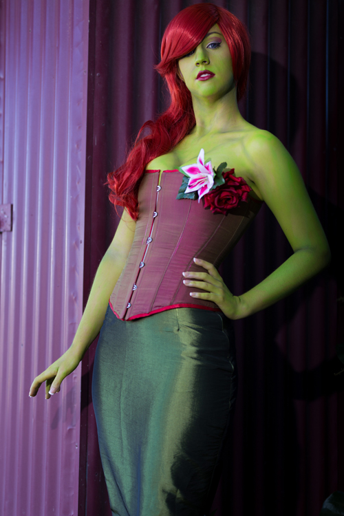 Poison Ivy Cosplays