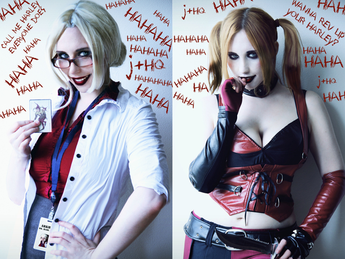 Popular Geek Girls Cosplays
