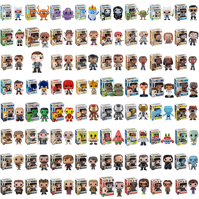 Funko POP! Vinyl Addiction