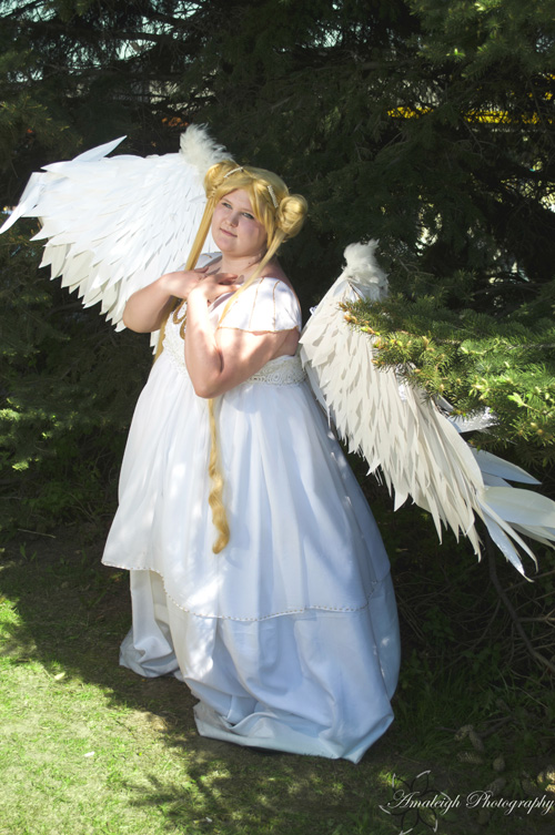 Princess Serenity from Sailor Moon Cosplay