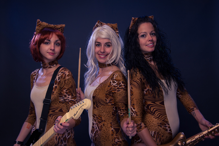 Josie and the Pussycats Cosplay