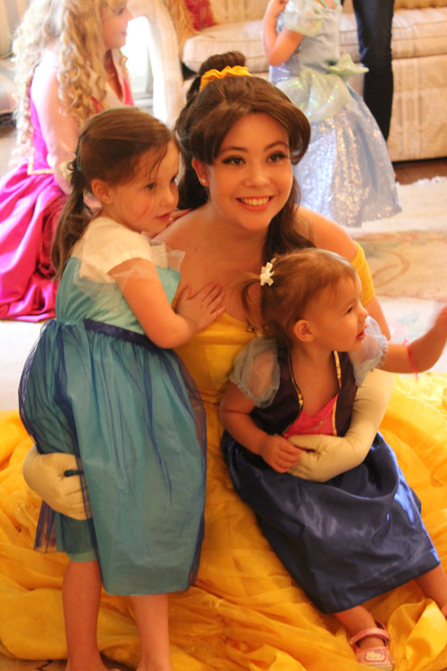 Princesses With A Purpose Interview
