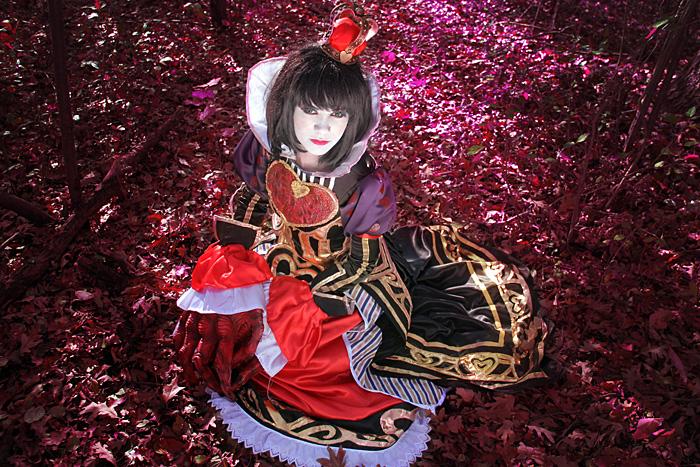 Red Queen Cosplay