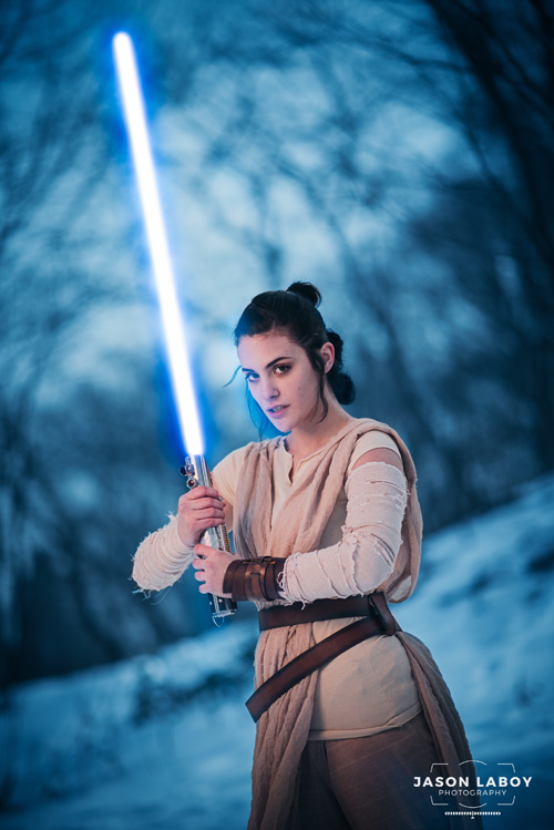 10 Rey From Star Wars The Force Awakens Cosplays