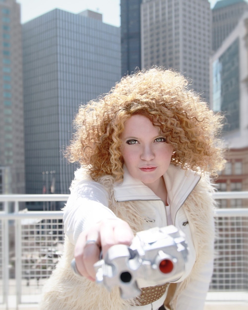 river song doctor who cosplay