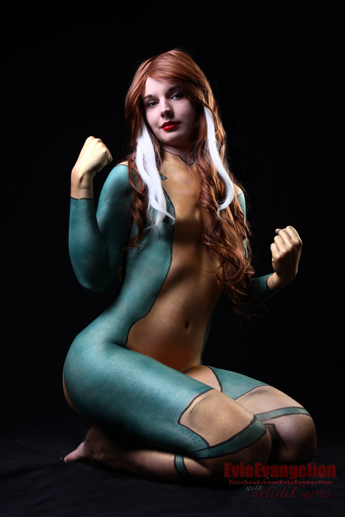 Rogue Body Paint