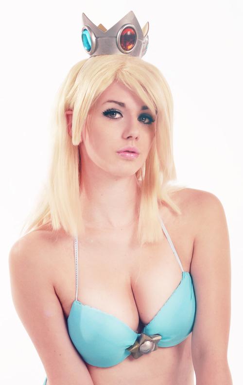 Model/Costume/Edits: Geek Girl Purelight Cosplay - facebook