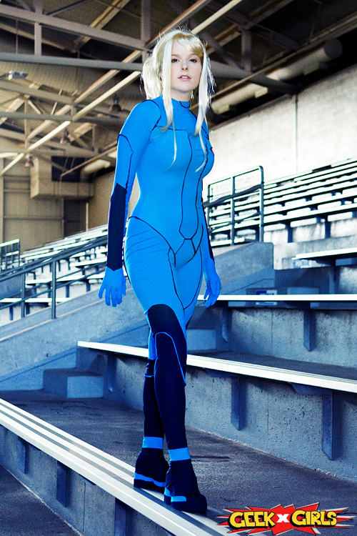 Zero Suit Samus Cosplay Tutorial Zero Suit Samus Cosplay