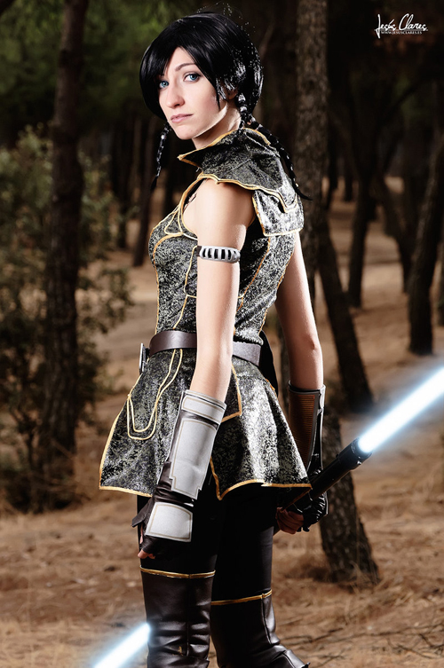Satele Shan Star Wars: The Old Republic Cosplay  Satele Shan Sta...