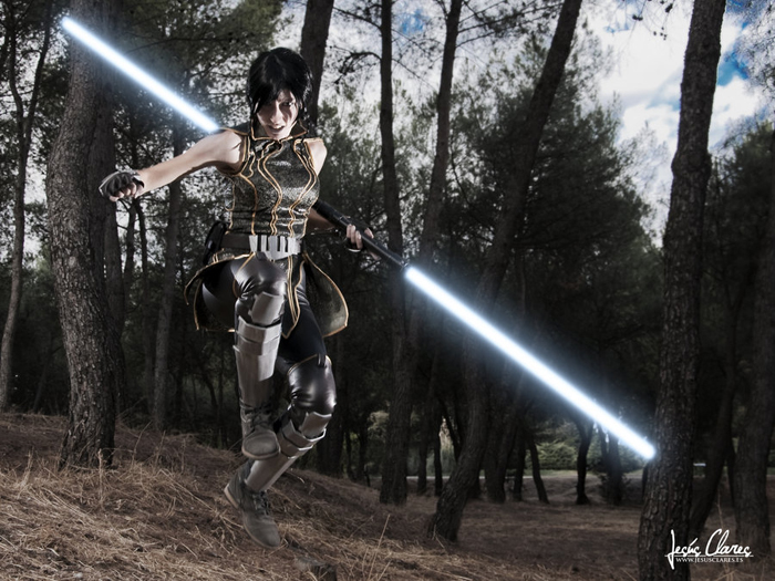 Satele Shan Star Wars: The Old Republic Cosplay