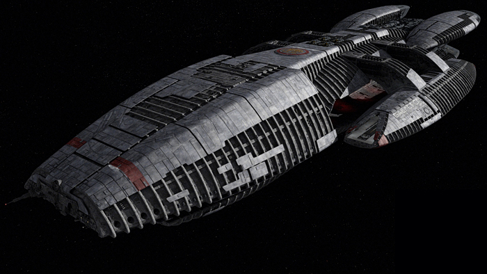 10 Beloved Spaceships