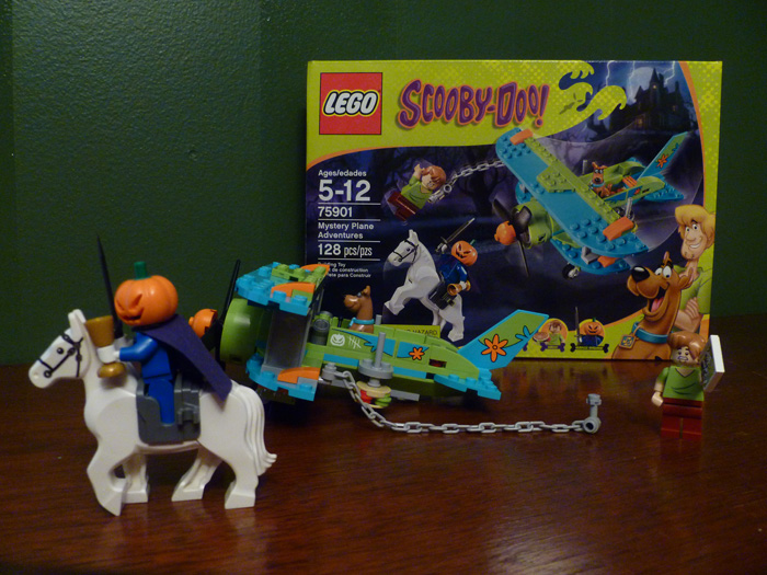 Scooby-Doo Lego Mystery Plane Adventures Review