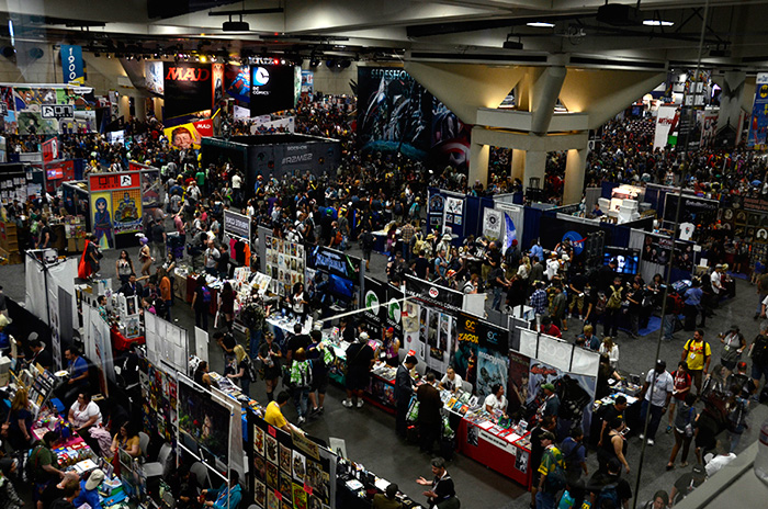 San Diego Comic Con Experience