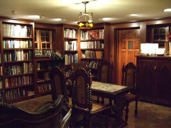 Secret Steampunk Library
