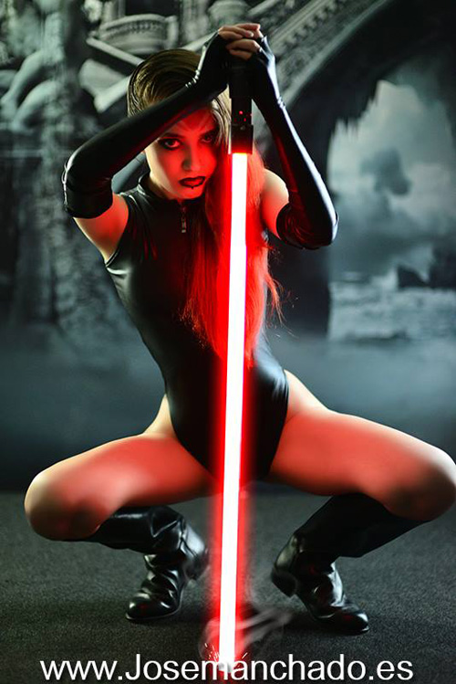 Hot star wars cosplay similar