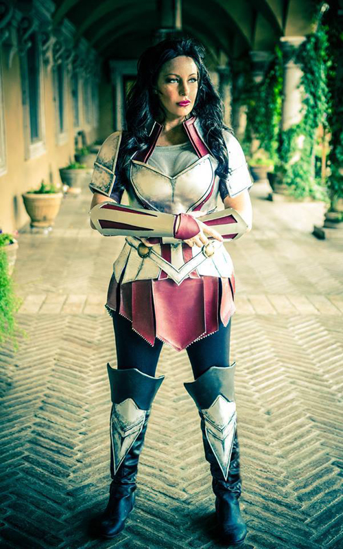 lady sif thor 2 cosplay - photo #19