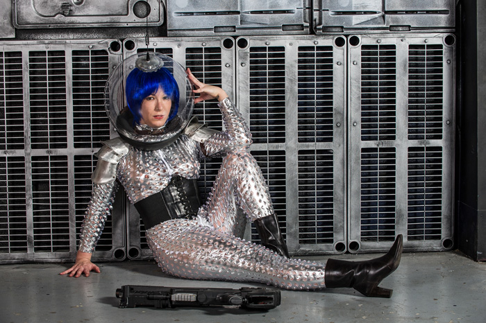 space suit cosplay girl - photo #21