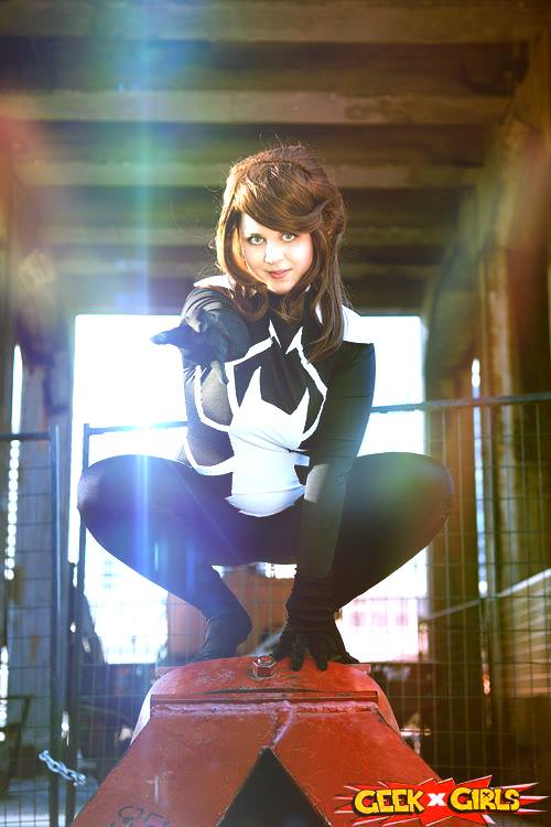 Spider-Girl Cosplay