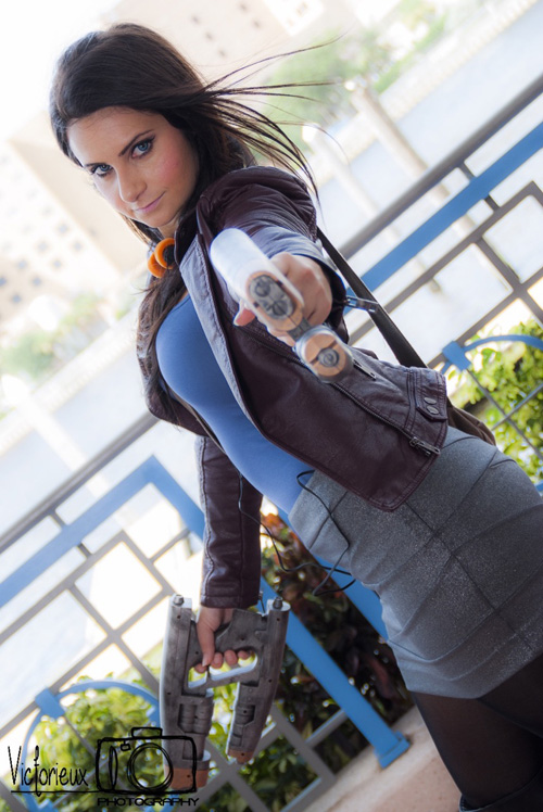 Femme star lord cosplay