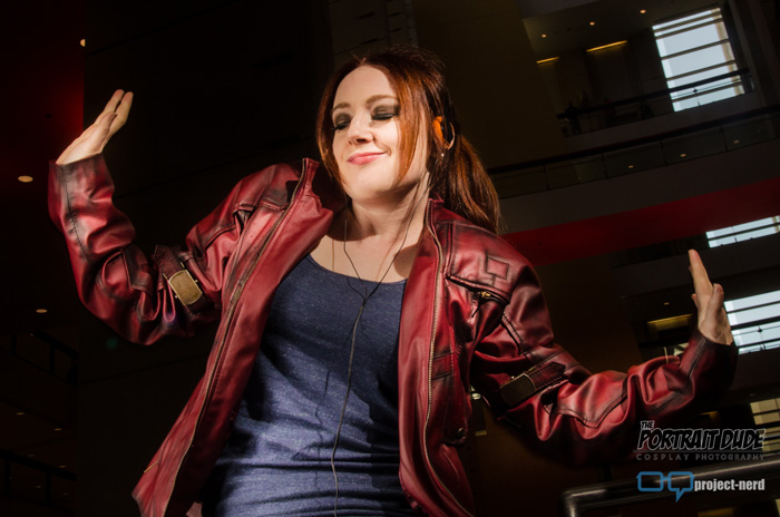 Lady star lord cosplay