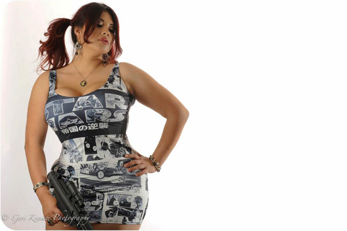 Black Milk Star Wars Dresses