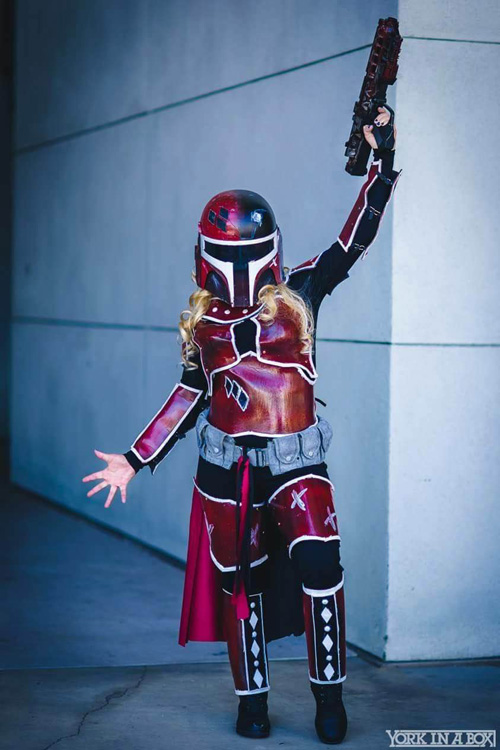 15 Creative Star Wars Mashup Cosplays