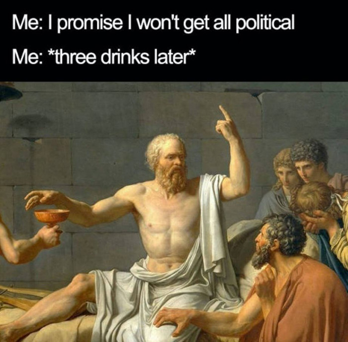 Classic Paintings As Memes