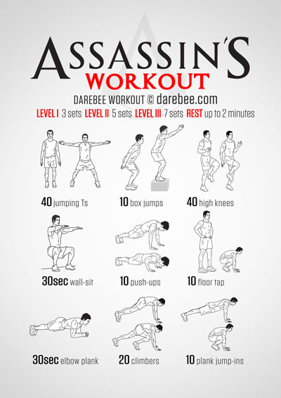 Geek Workouts