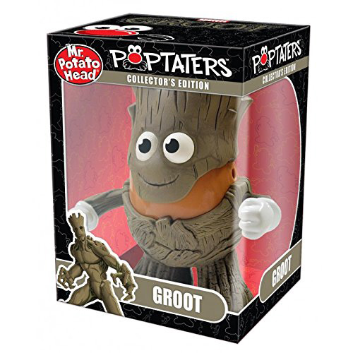 Groot & Star-Lord Potato Heads