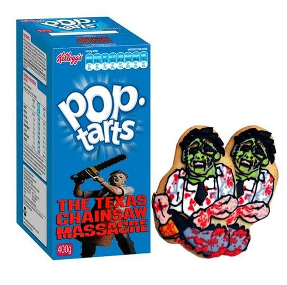 Horror Movie Pop-Tarts