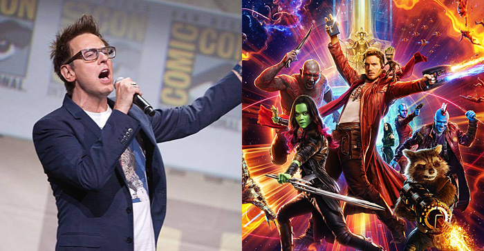 Heartfelt Words from James Gunn About Guardians of the Galaxy Vol 2