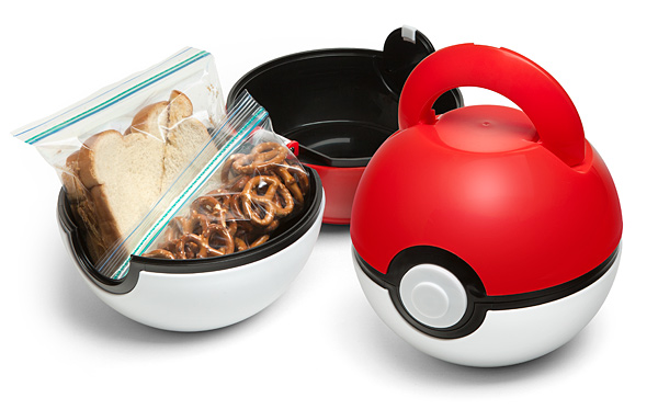 Pokemon Poke Ball Lunch Case