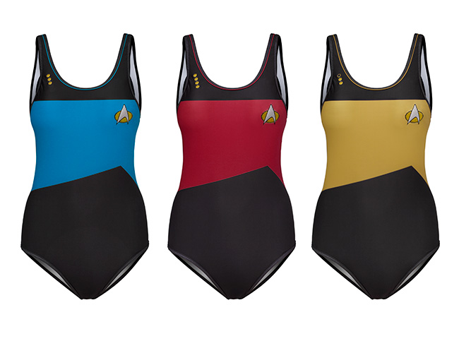 Star Trek: TOS & TNG Swimsuits