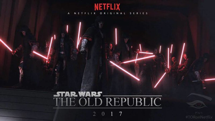 Petition to Bring The Old Republic Era of Star Wars to Netflix