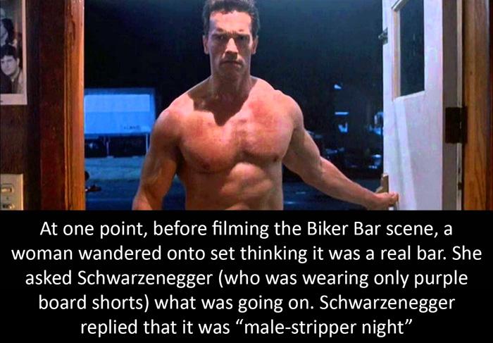 Terminator 2 Facts
