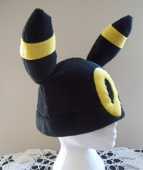 Umbreon Pokemon Hat