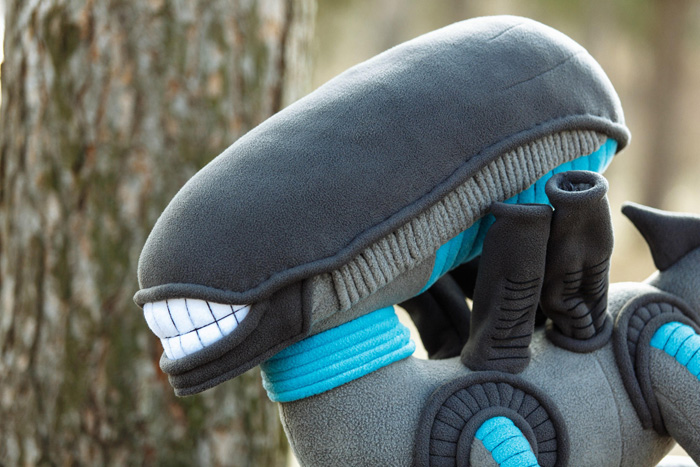 Alien Xenomorph Plush