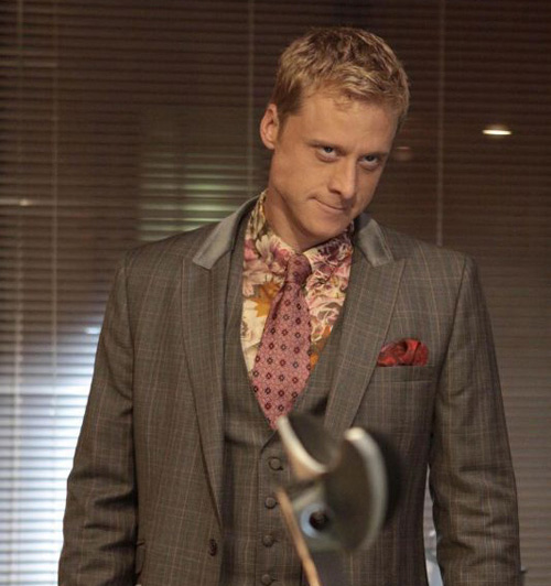 All the Roles You Never Knew Alan Tudyk Played