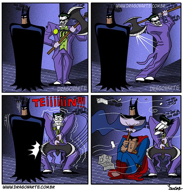Batman is Always Prepared - Comics