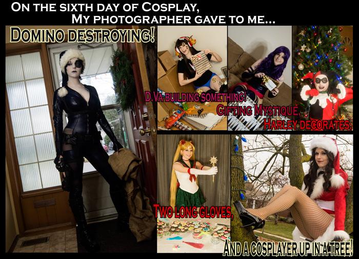 The Twelve Days of Cosplay