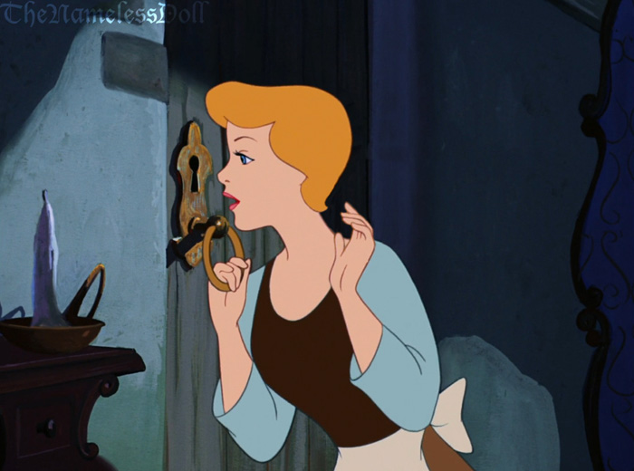 If Disney Princesses Had Short Hair