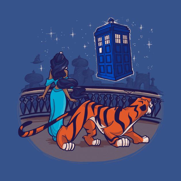 Doctor Who Mashup Fan Art