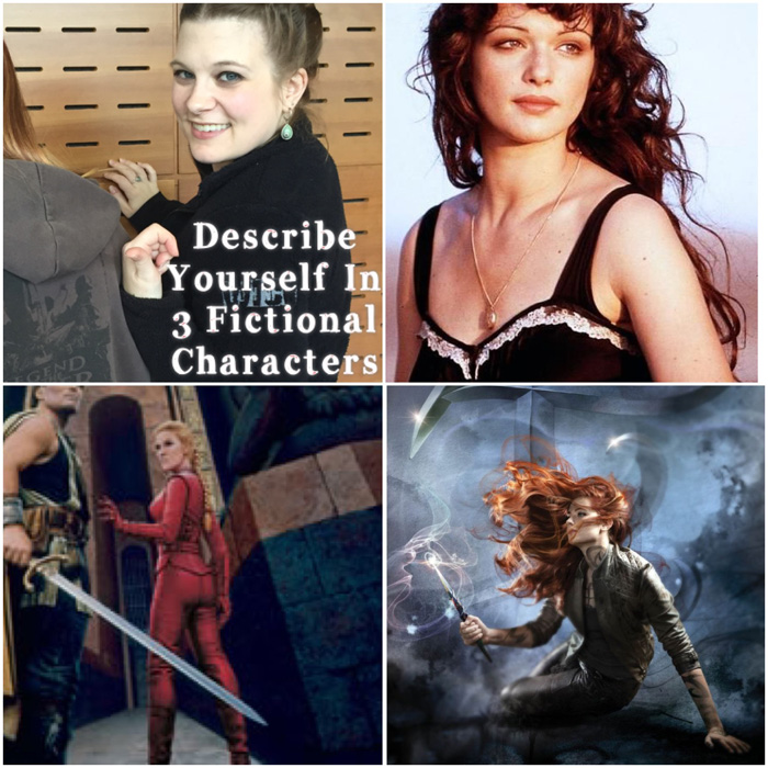 Geek Girls Describe Themselves in 3 Fictional Characters
