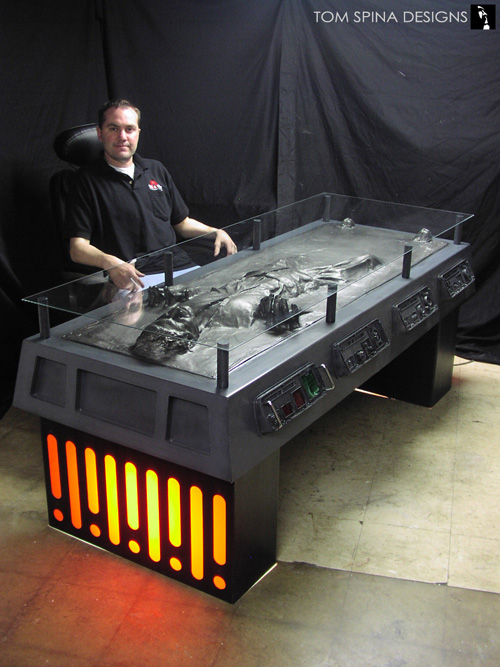 han solo coffee table for sale | top-tuto