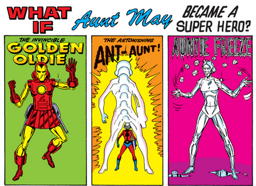 Marvel Comics What If?